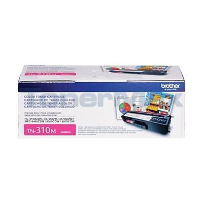BROTHER HL-4150CDN TONER CARTRIDGE MAGENTA